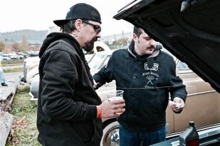 Mike & Silvano, Kustom Shakedown 2015