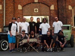 Rumblers Ruhrpott BBQ 2017