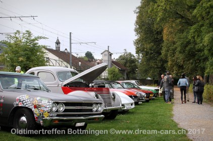 Oldtimer Meeting Bottmingen, 2017