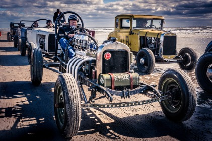 Road Devils World Run 2019 at the Race of Gentlemen in Wildwood NJ